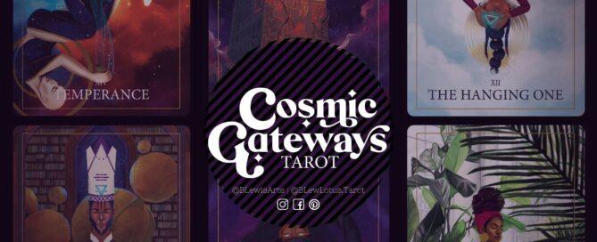 Cosmic Gateways Tarot